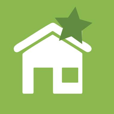 Ameren Illinois house and star logo.